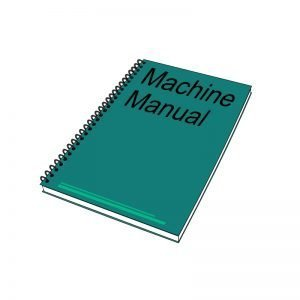 Grinding Machine Manuals