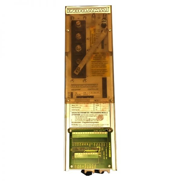 Indramat TDM 1.2-30-300-W1